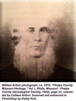 """William David """"Billy"""" Arthur, Jr"""