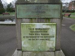 HMS Victoria Monument