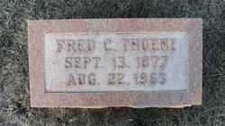 """Frederick C """"Fred"""" Thoene"""