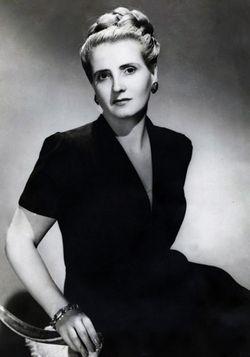 Rosa Markmann Reijer de González Videla