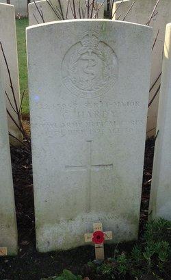 Serjeant Major Cecil Hardy