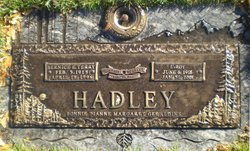 Bernice E. <I>Terry</I> Hadley