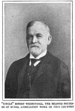 Robert Weidensall