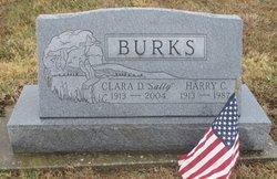 Clara D. <I>Dean</I> Burks