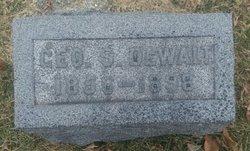 George S. DeWalt