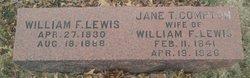 Jane Taylor <I>Compton</I> Lewis