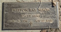 Preston Ray Nixon