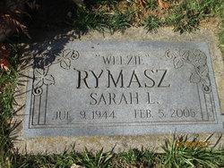 """Sarah """"Weezie"""" <I>Bosanec</I> Rymasz"""