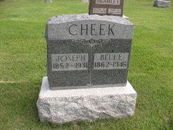 Joseph Cheek