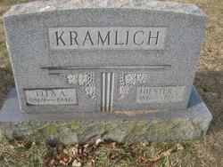 Ella Amanda <I>Koons</I> Kramlich