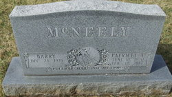 Patricia Ann <I>Jones</I> McNeely