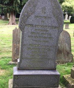Samuel Sanderson Harrison