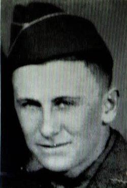 Pvt Donald E Umfleet