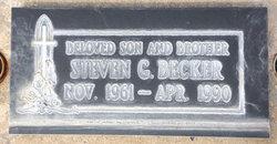 Steven Glenn Becker