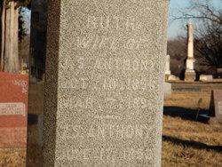 Ruth <I>Talbot</I> Anthony