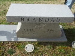 Albert John Brandau