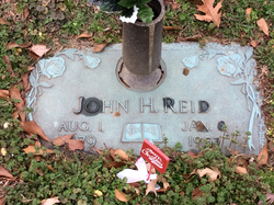 John Harvey Reid