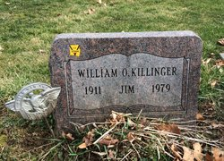 "William O. ""Jim"" Killinger"