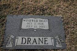 Winifred <I>Dean</I> Drane