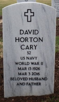David Horton Cary