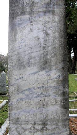 William Merton May