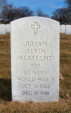 Julian Alvin Albrecht