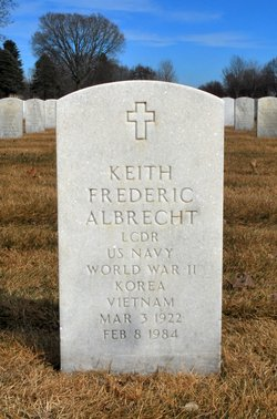 Keith Frederic Albrecht