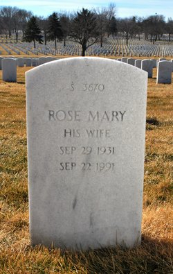 Rose Mary Albrecht