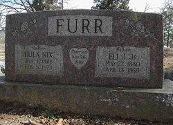 Eula <I>Nix</I> Furr