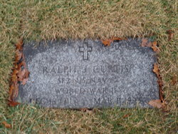 Ralph J Curtis