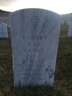 Robert Ray Geary