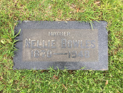 Nellie <I>Cowley</I> Bowles