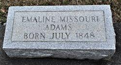 Emaline Missouri Adams