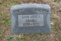 Sam Jones Adams
