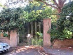Zion's Church Burial Ground