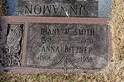 Anna May <I>Dobbins</I> Bittner