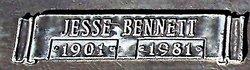 Jesse Bennett Belcher