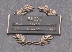 "Istvan ""Stephen"" Mozsi"