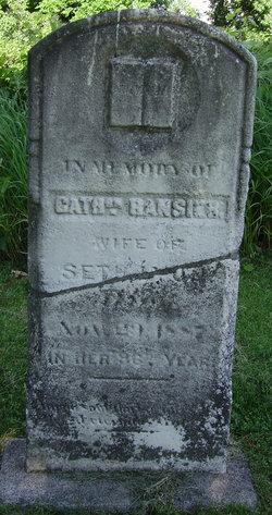 """Mary Catherine """"Cathy"""" <I>Ransier</I> Lyon"""