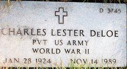 Charles Lester Deloe