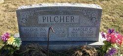 """Harold Charles """"Shoney"""" Pilcher"""