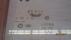 Lotha <I>Dean</I> Beall