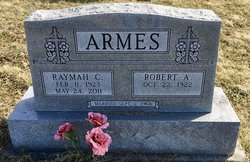 Raymah Charlotte <I>Sayre</I> Armes