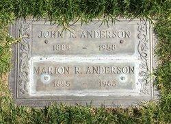Marion <I>Reynolds</I> Anderson