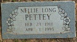 Nellie <I>Long</I> Pettey