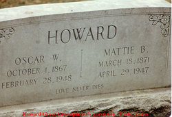 Oscar William Howard