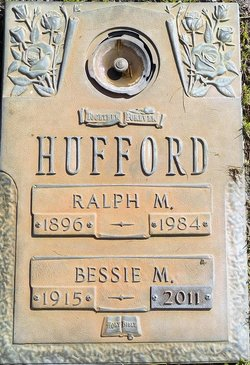 Ralph McKinley Hufford