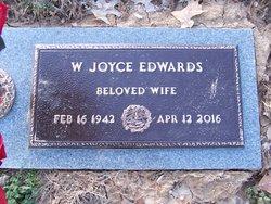 Wilma Joyce <I>Langdon</I> Edwards