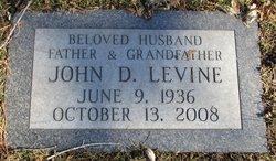 John D Levine