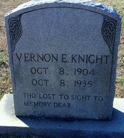 Vernon E Knight